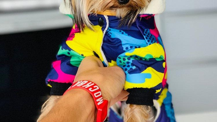 Pet Dog Clothes Winter Warm Dog