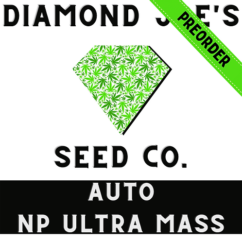 Auto NP Ultra Mass Fem **pre order will be shipped in late July