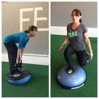 Kim Frazier: Amazing Fitness Story