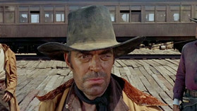 On hyperreality in spaghetti westerns