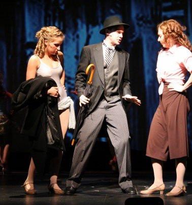 Samantha Slater Musical Theatre