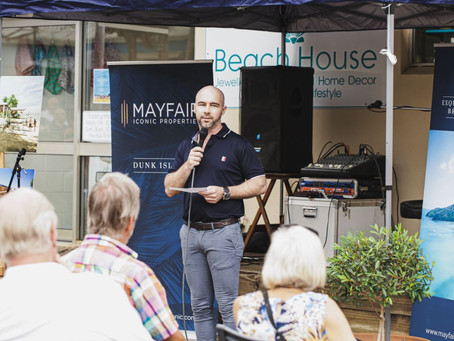 Mayfair 101 Group Re-affirms Commitment to Mission Beach & Dunk Island Project