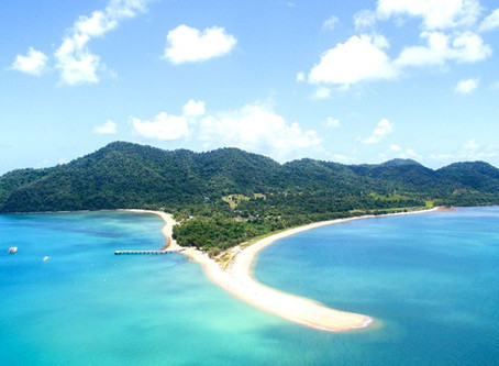 Queensland's Dunk Island to remain in Australian Hands