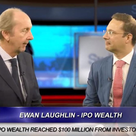 IPO Wealth Achieves $100 Million in Capital in just Two Years