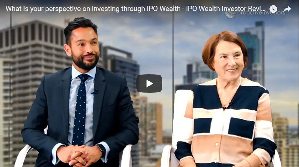 Is ipo wealth scam
