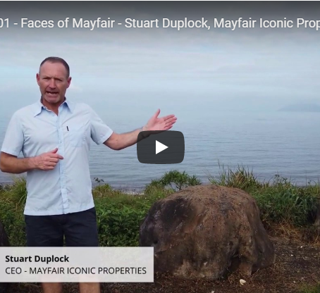 'Faces of Mayfair' Series - Mission Beach & Dunk Island update
