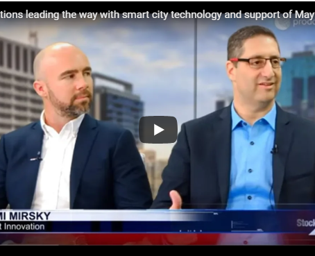 Bright Innovations leading the way with smart city technology and support of Mayfair 101