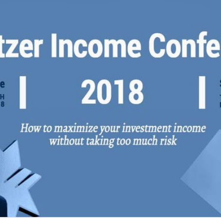 IPO Wealth presenting at the annual Switzer Income Conference 2018
