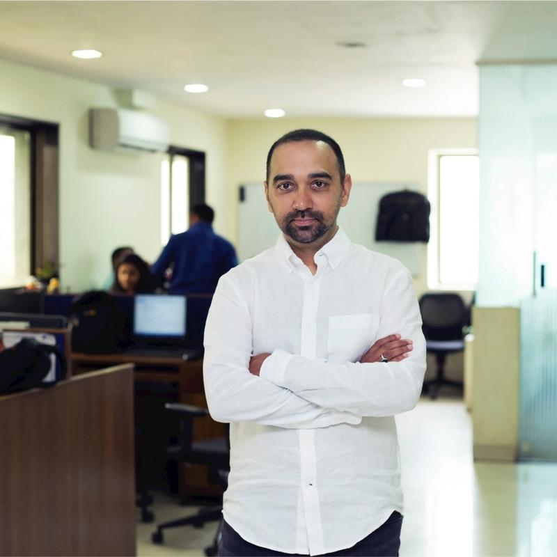 Ajay Adiseshann, Founder of PayMate