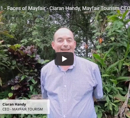 'Faces of Mayfair' Series - Mayfair Tourism Update