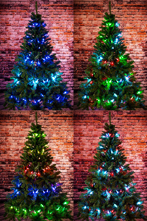 make your christmas tree come alive with rage leds snowflake led professional christmas light show weve worked hard to pack the latest led lighting