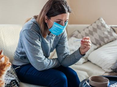 Self-Quarantining At Home During The Pandemic