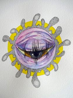 Sad, Strange Flower Head Pt. II