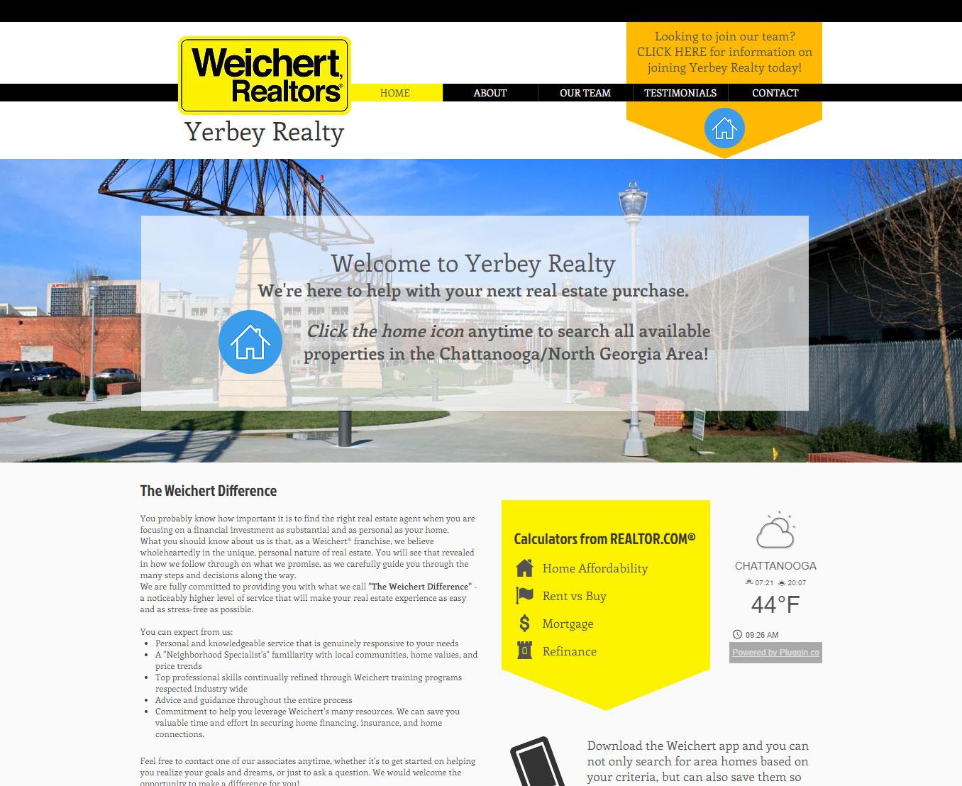 Weichert Realtors - Yerbey Realty