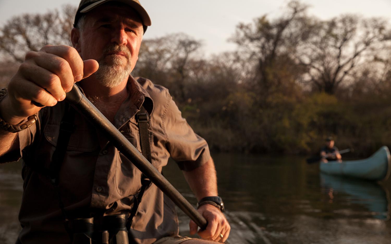 Alistair Croudace (aka Bushman)