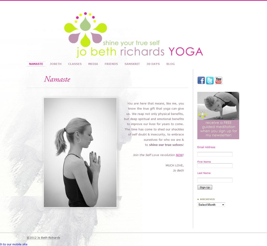 JoBeth Yoga