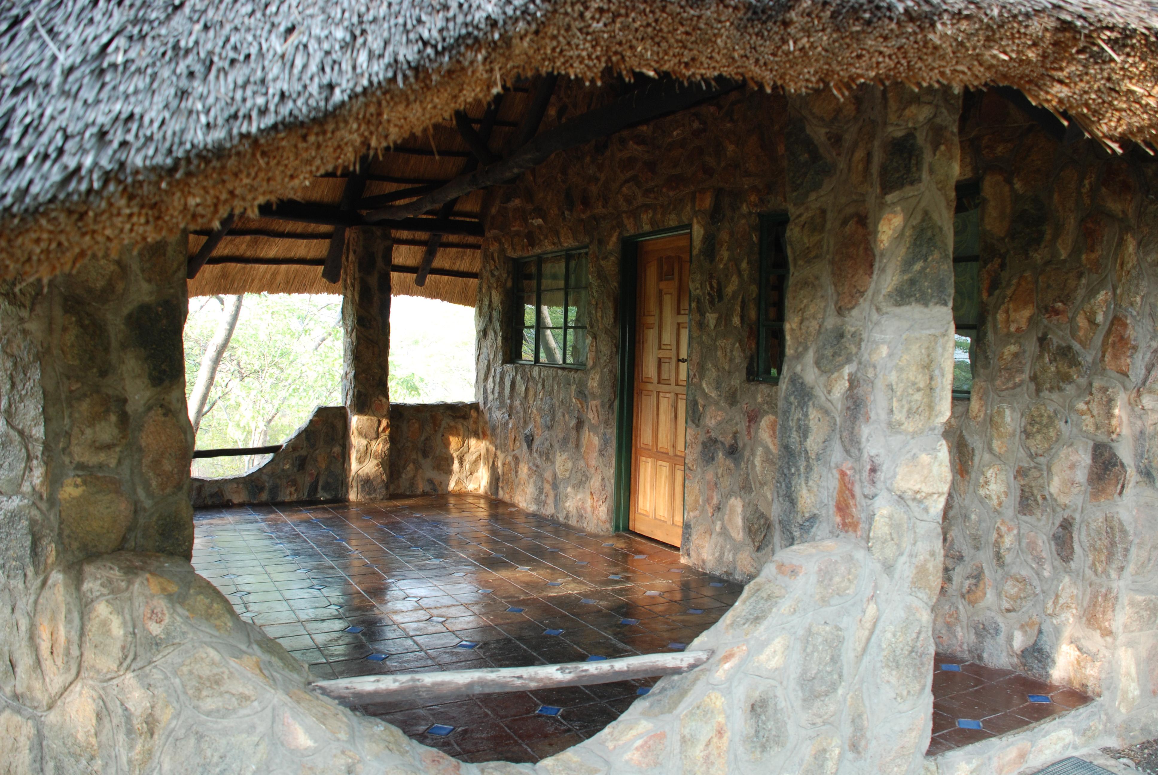 Lodge - veranda