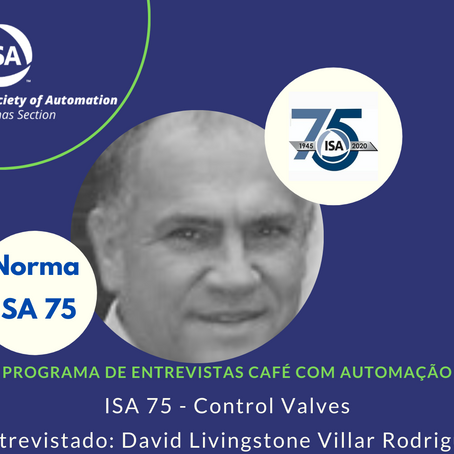 ISA 75 - Control Valves