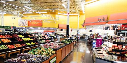 som ambiente para supermercado mercado sacolão