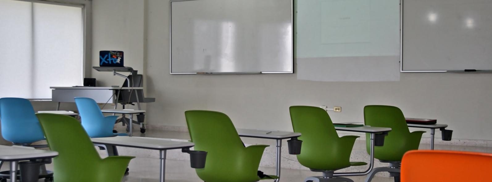 Sonorização de sala de aula