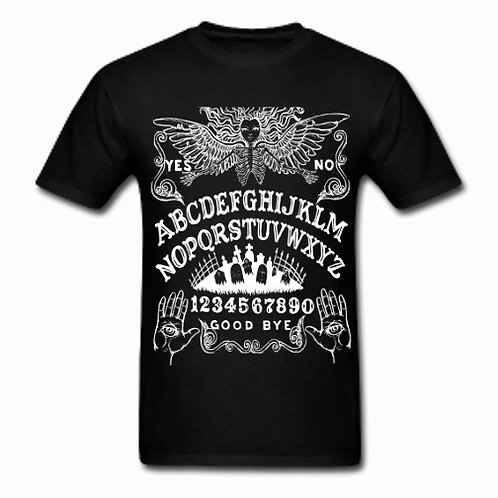 Ouija Board Angel of Death T shirt