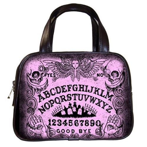 Ouija Board Pink Hand Bag