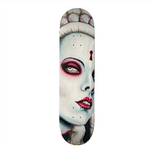 Skate Board Art Kerli