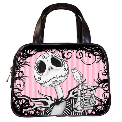 Jack Skellington hand bag