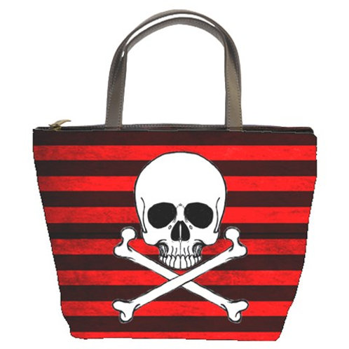 Pirate Bucket Bag