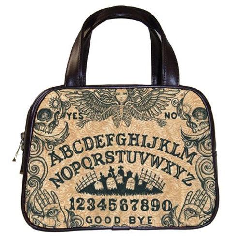 Ouija Board hand bag
