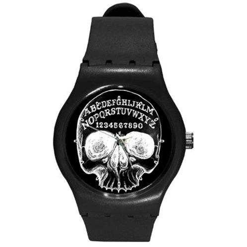 Ouija Skull Swatch like watch