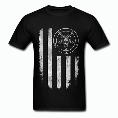 Baphomet Nation T