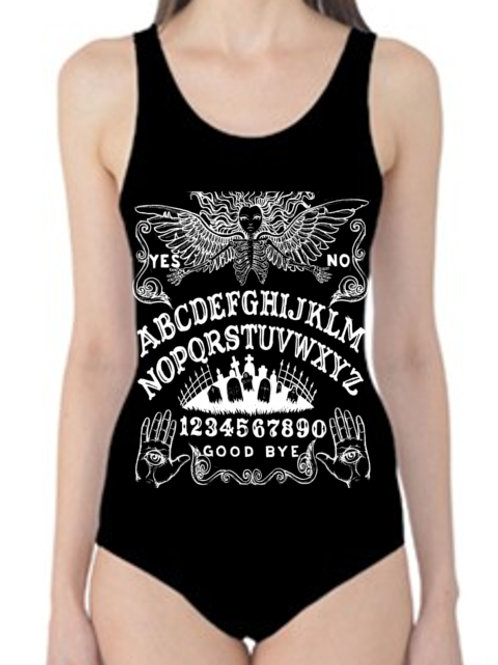 Ouija One Piece swim suit
