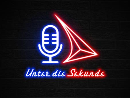 Unser neuer Podcast