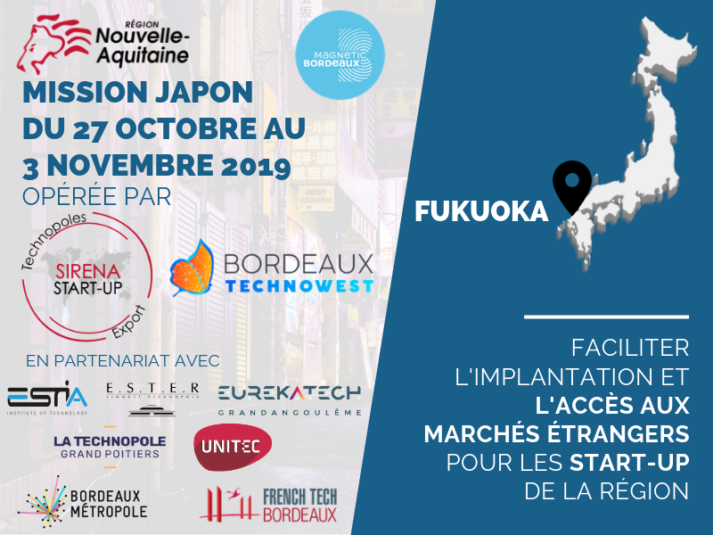 MISSION JAPON OCTOBRE 2019