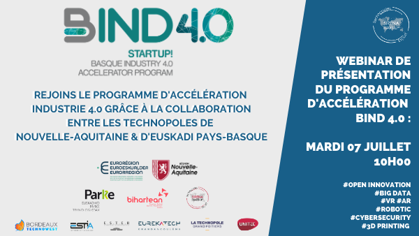BIND 4.0 OPEN INNOVATION