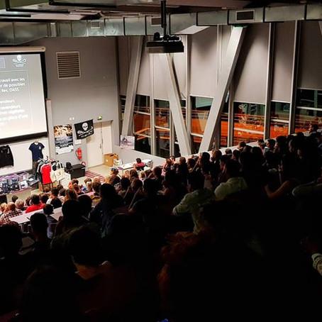 Projections de Sharkwater Extinction les 22 et 29/11 à l'Université de la Nouvelle-Calédonie.