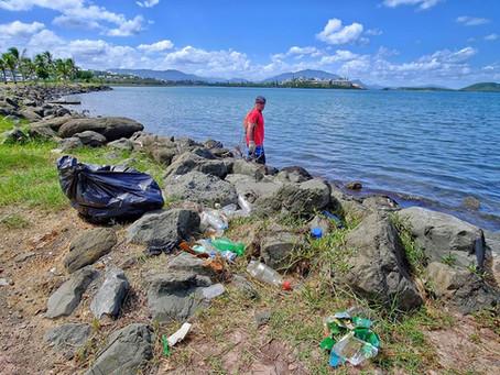 Clean Up promenade Pierre Vernier - avril