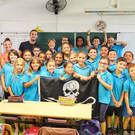 Intervention école suzanne rusier et serge laigle