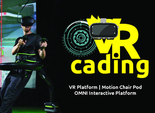 Level Up with VRcading