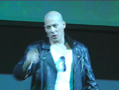 'I got a Phd' performed by David Ellul at the MITP in 2009