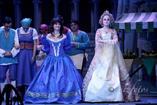 Princess Snow White (Rachel Fabri) and Queen Narcissa (Katherine Brown).