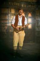 Bertie played by Joseph Zammit.
