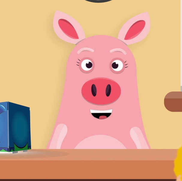 L-Istrina Piggy Bank Campaign - voiced by Malcolm Galea (Maltese)