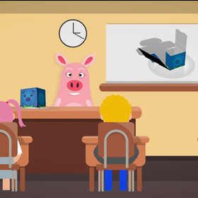 L-Istrina Piggy Bank Campaign - voiced by Malcolm Galea