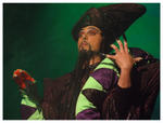 The evil wizard played by Louis Andrew Cassar.