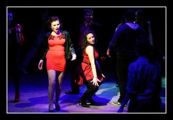 Bettina Paris as Rosaline