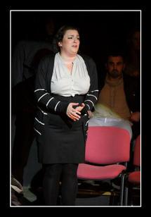 Petra Sant as Mrs Nurse