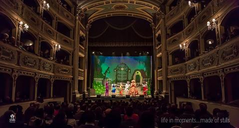 The show was first staged at Teatru Manoel, Valletta.