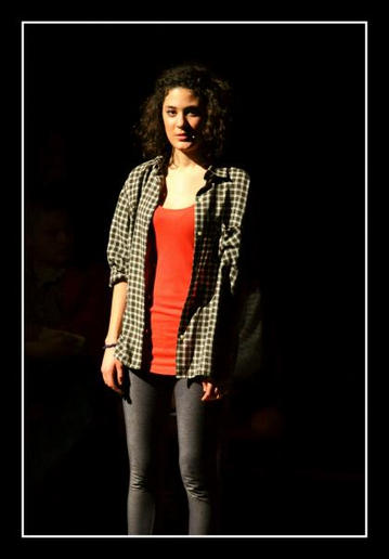 Tina Rizzo as Romeo's sister Cathy